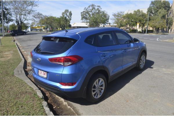 2017 MY18 Hyundai Tucson TL Active Suv Image 5
