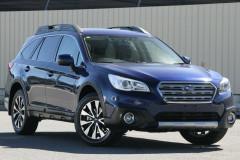 Subaru Outback 2.5i CVT AWD B6A MY16
