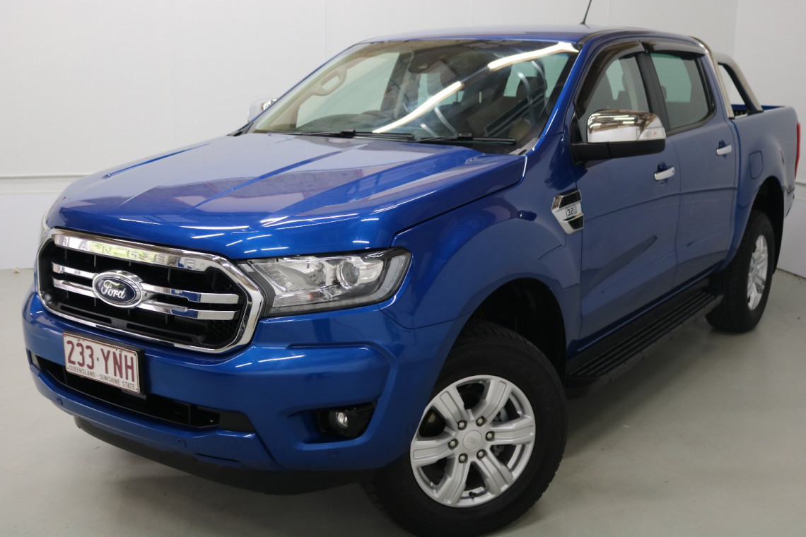 2018 MY19.00 Ford Ranger PX MKIII 2019.00MY XLT Utility Image 1