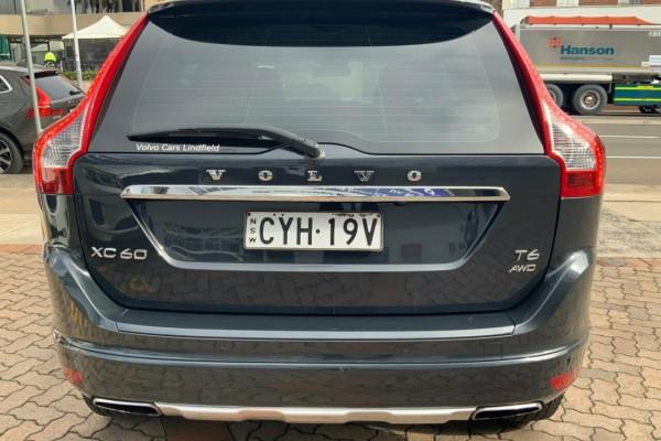 2014 Volvo XC60 DZ MY14 T6 Luxury Suv Image 5