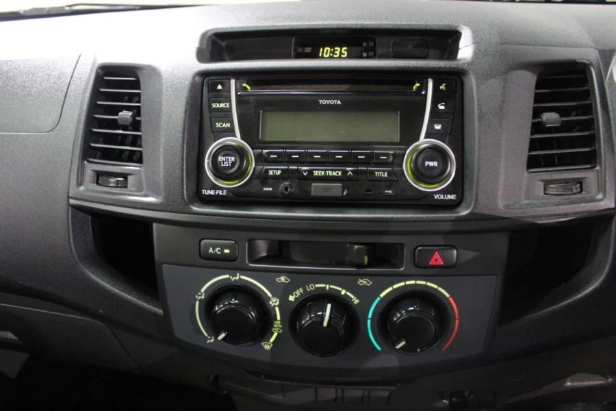 2013 Toyota HiLux TGN16R MY12