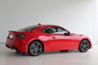 2013 Toyota 86 ZN6 GTS Coupe Image 2
