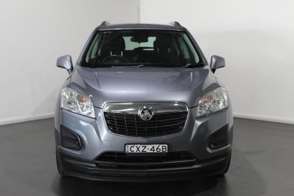 2014 MY15 Holden Trax TJ LS Suv