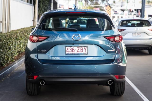 2018 Mazda CX-5 KF Touring Suv Image 4
