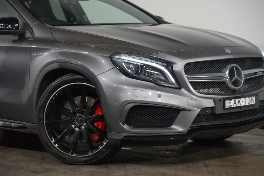 2015 Mercedes-Benz Gla 45 Amg 4matic