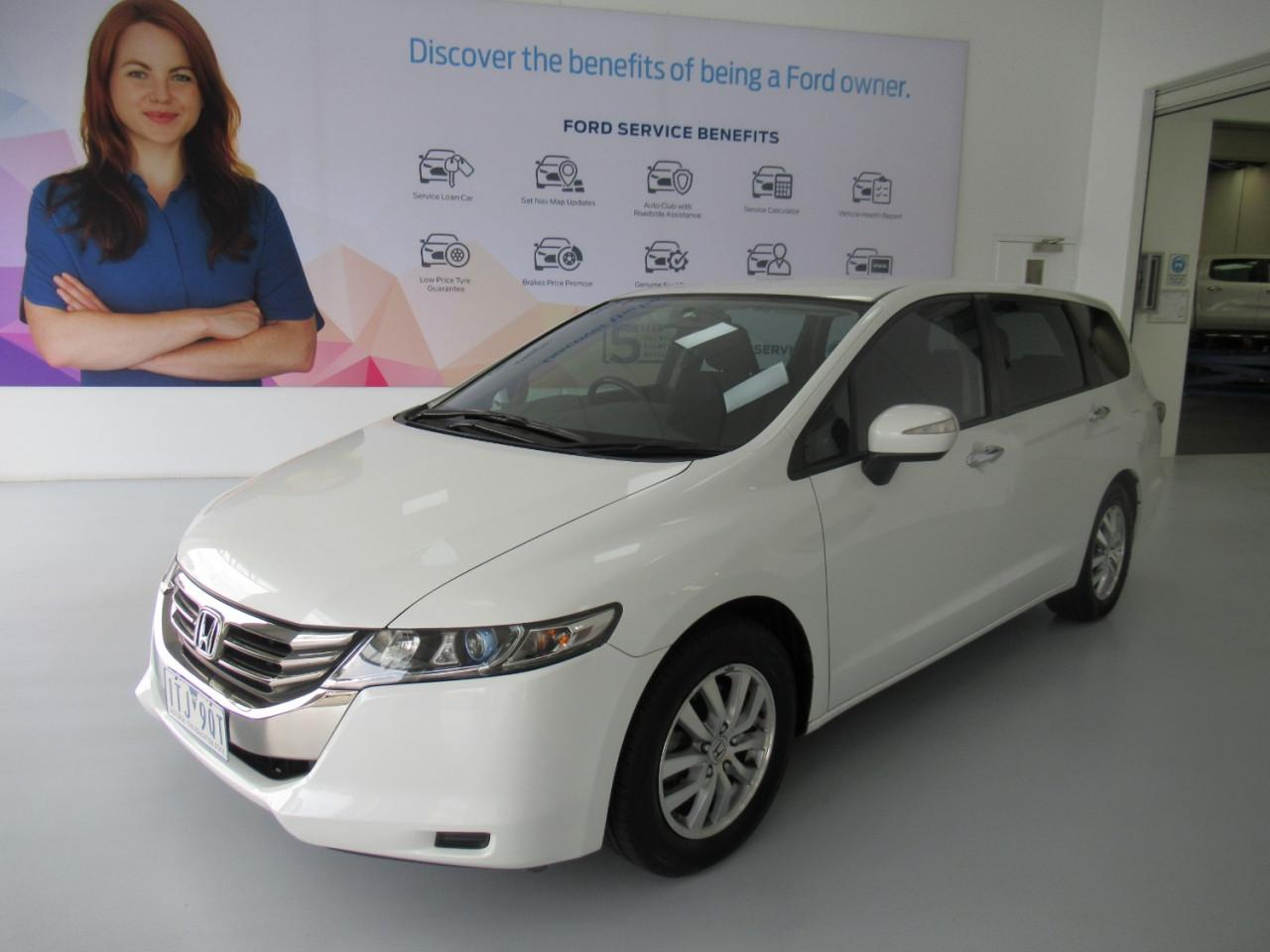 2013 Honda Odyssey 4TH GEN MY13 Wagon Image 1