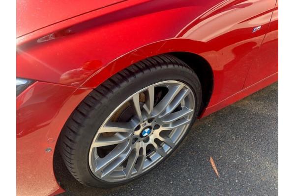 2014 BMW 3 Series F30 MY1114 320D Sedan Image 3