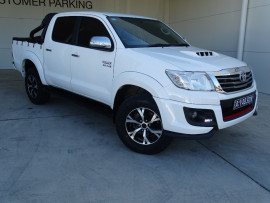 Toyota HiLux Black Limited Edition
