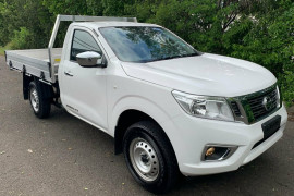Nissan Navara RX 4x2 Single Cab Chassis D23 Series 4