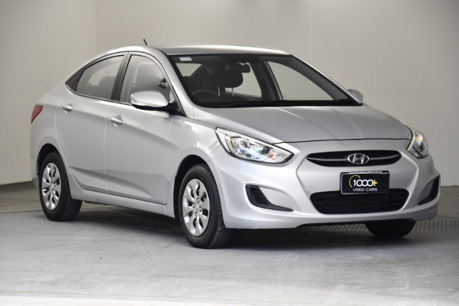 2014 Hyundai Accent RB2 Active Sedan