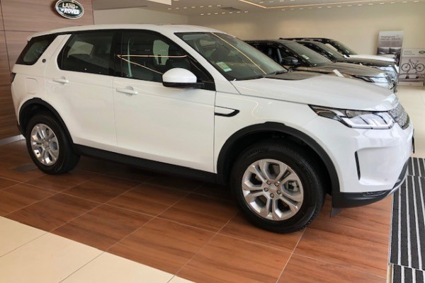 2019 MY20 Land Rover Discovery Sport Suv Image 2