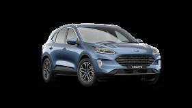 2020 MY21.25 Ford Escape ZH Escape Suv