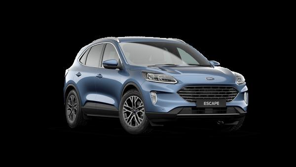 2021 MY21.25 Ford Escape ZH Escape Suv