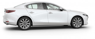 2021 Mazda 3 BP G20 Touring Sedan Sedan image 10