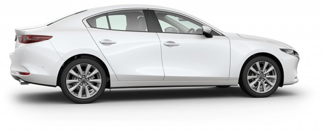 2021 Mazda 3 BP G20 Touring Sedan Sedan Mobile Image 10