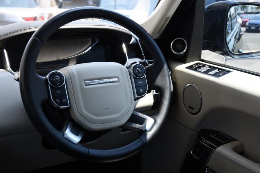 2013 Land Rover Range Rover L405 13MY TDV6 Suv