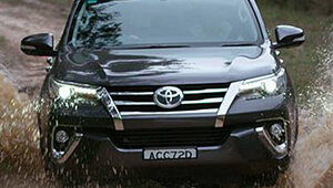 Fortuner A mighty 4WD