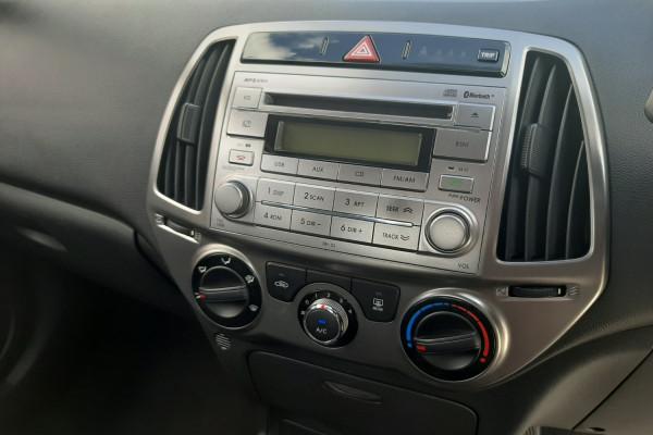 2013 Hyundai I20 PB  Active Hatchback