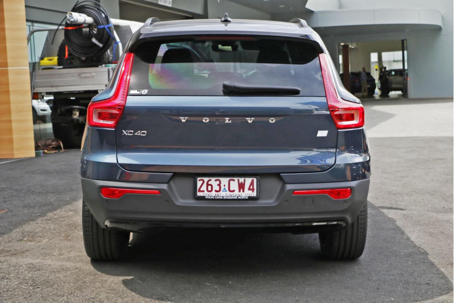 2021 Volvo Xc40 (No Series) MY22 Recharge Pure Electric Suv