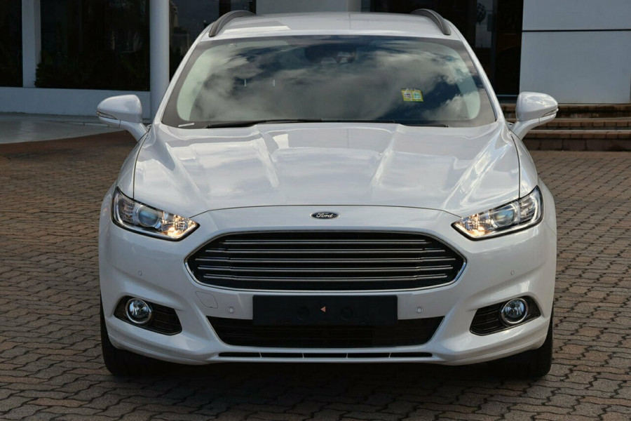 2018 Ford Mondeo MD Trend Wagon Wagon