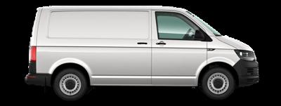New Volkswagen Transporter Van