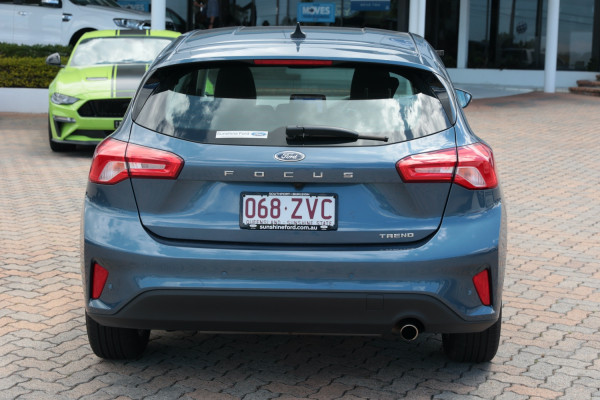 2019 MY19.75 Ford Focus SA Trend Hatch Hatch