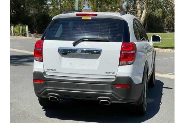 2016 Holden Captiva CG MY16 Active 7 Seater Suv Image 3