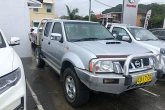 Nissan Navara ST-R D22 MY10