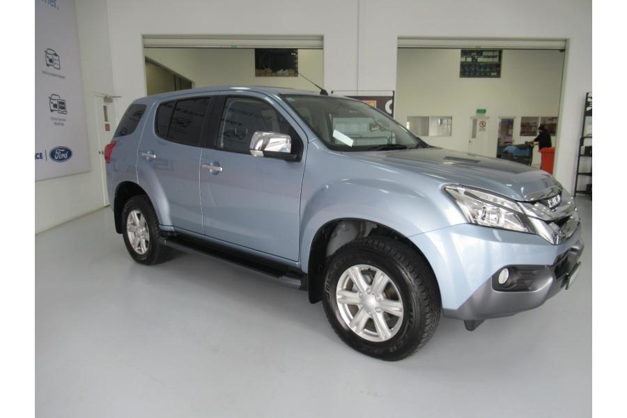 2015 Isuzu Ute MU-X MY15 LS-U Wagon