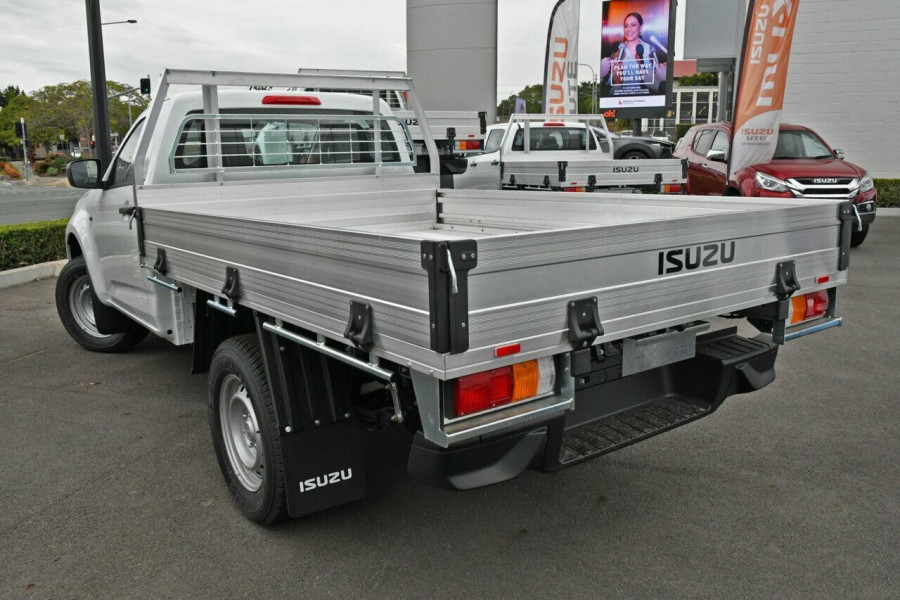 2020 MY21 Isuzu UTE D-MAX RG SX 4x2 Single Cab Chassis Cab chassis