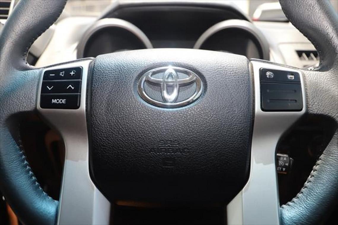 2016 Toyota Landcruiser Prado GDJ150R GXL Suv Image 16