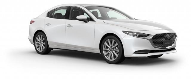 2021 Mazda 3 BP G20 Touring Sedan Sedan Mobile Image 7
