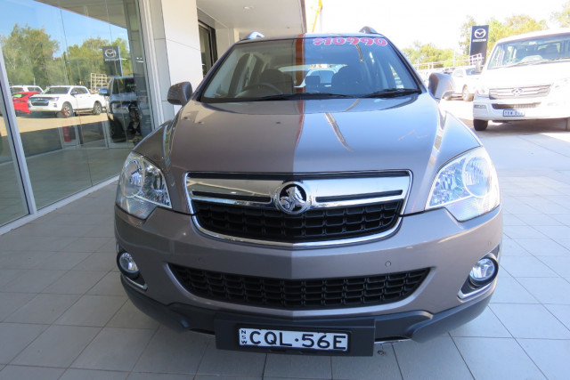 2013 Holden Captiva LT