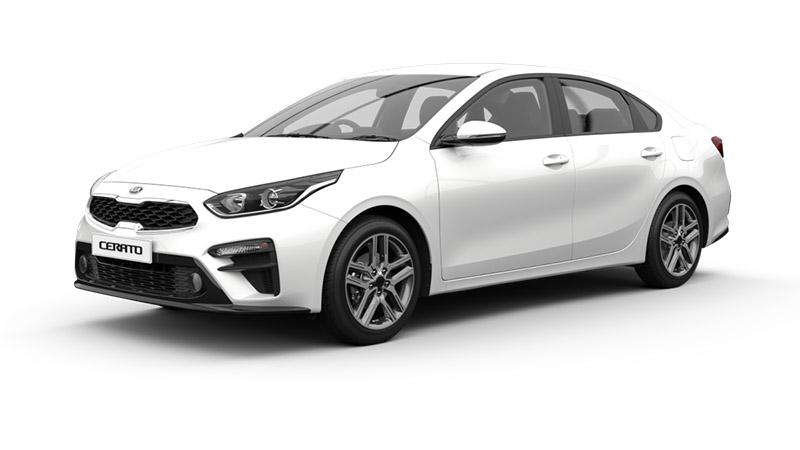 2020 Kia Cerato Sedan BD Sport Sedan