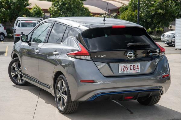 2021 Nissan Leaf ZE1 e+ Hatchback Image 2