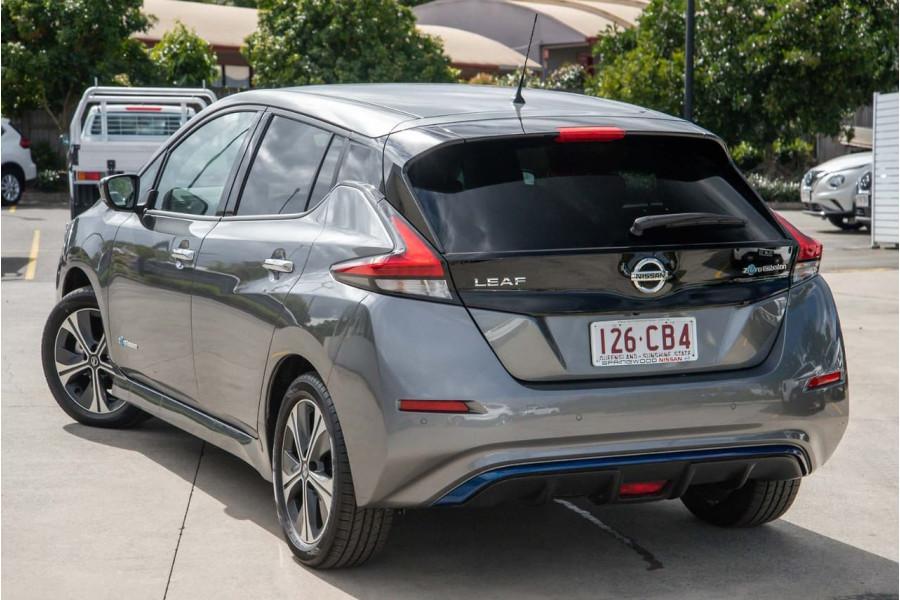 2021 Nissan Leaf ZE1 e+ Hatchback