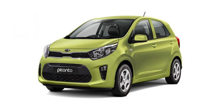 2020 Kia Picanto JA S Hatchback Image 1