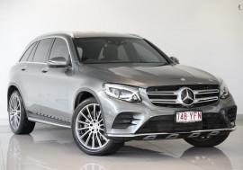 Mercedes-Benz Glc 4D