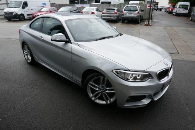 2015 BMW 2 Series Sport