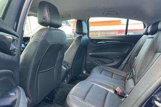 2018 Holden Calais ZB MY18 Liftback Liftback