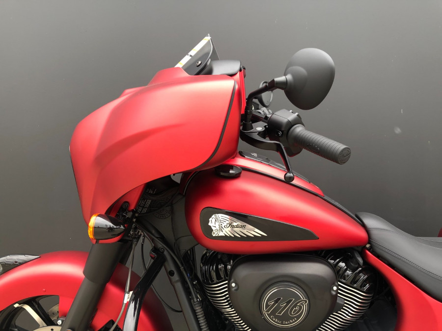 2020 Indian Chieftain DArk Horse Motorcycle Image 32