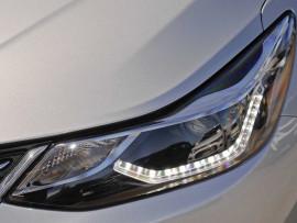 2017 Holden Astra BL LS Plus Sedan