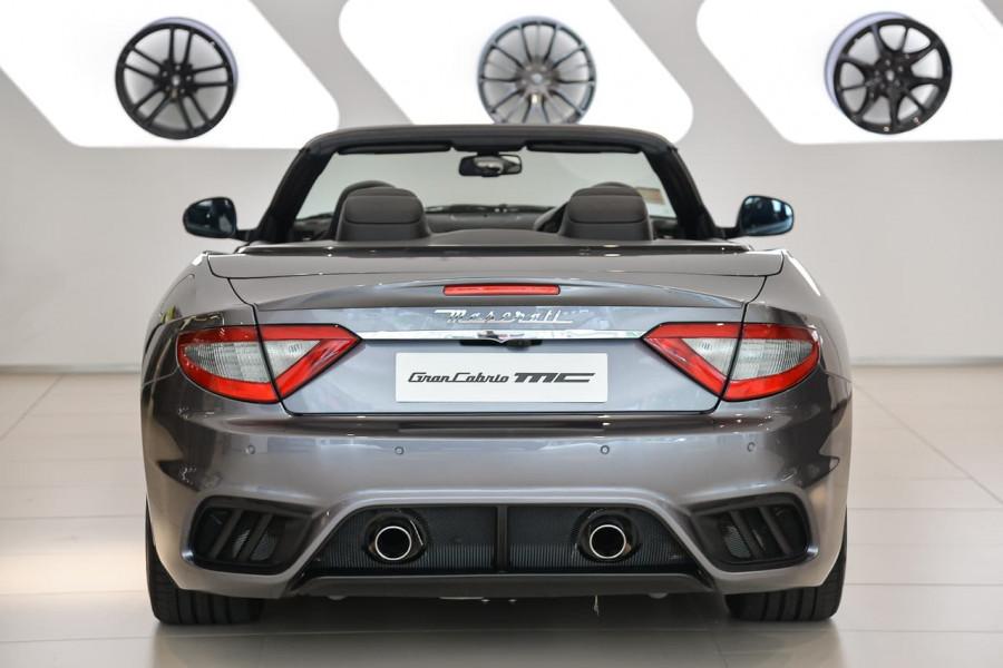 2019 Maserati Grancabio
