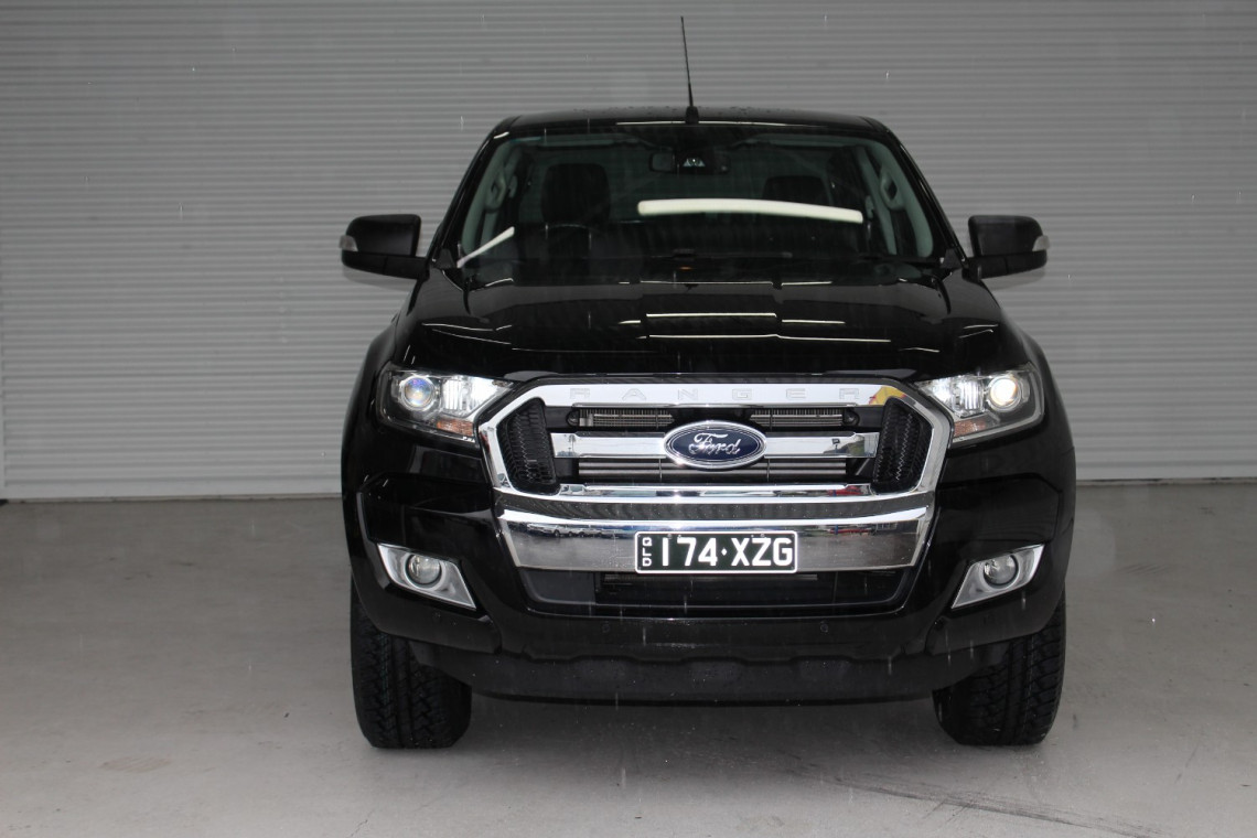 2017 Ford Ranger PX MkII 4x4 XLT Double Cab Pickup 3.2L Dual cab