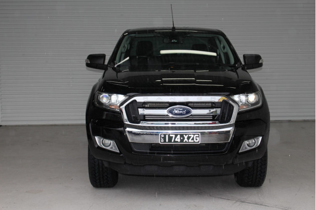 2017 Ford Ranger PX MkII 4x4 XLT Double Cab Pickup 3.2L Dual cab Image 3
