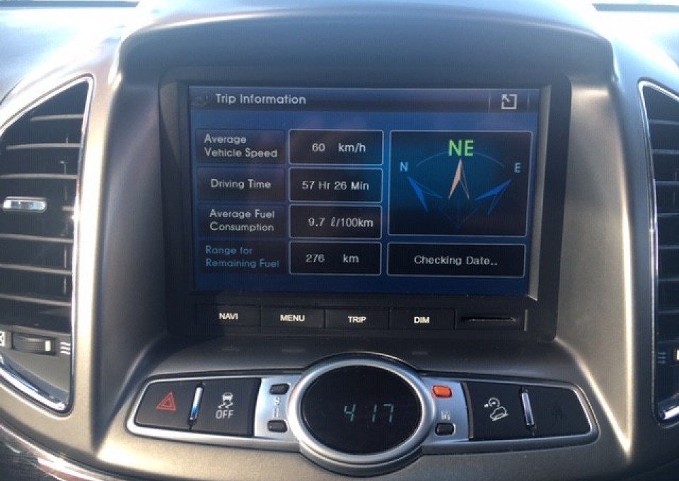 2011 Holden Captiva CG Series II 7 7 - LX Suv