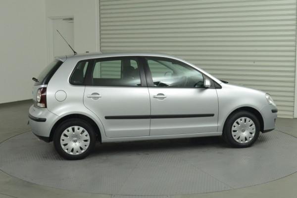2008 Volkswagen Polo 9N MY2008 Match Hatchback Image 2