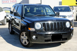 Jeep Patriot Sport CVT Auto Stick MK MY2010
