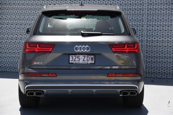 2019 Audi Q7 S 4.0L TDI V8 Quattro Tiptronic 320kW Suv Image 4