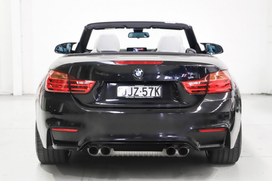 2016 BMW M4 M-
